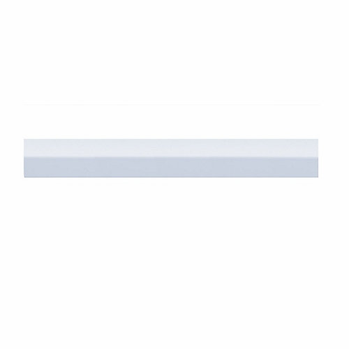Porcelana 24 Inch. Towel Bar Only Clear