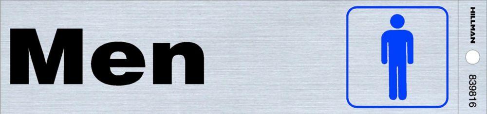 2x8 Sign - Men