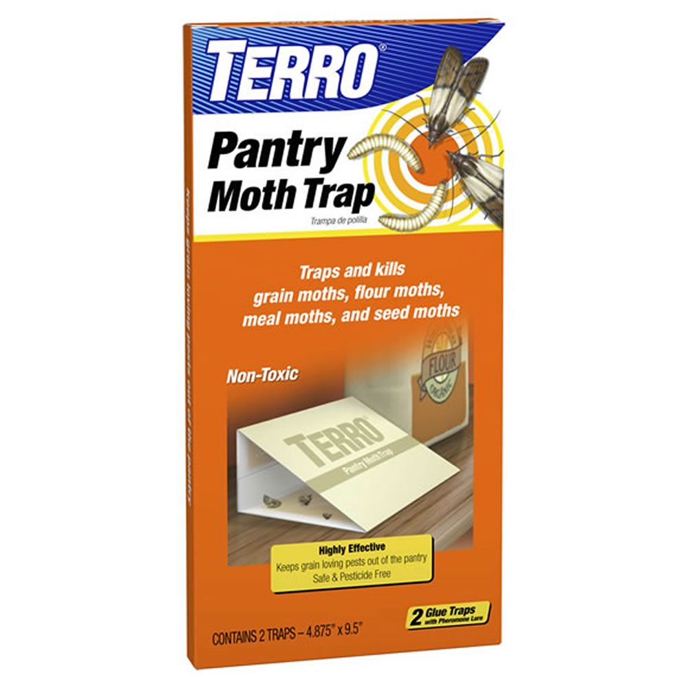 2-Pack Pantry Moth Traps