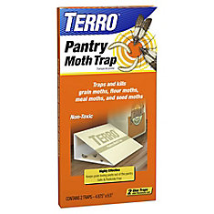 Pantry Moth Traps (2-Pack)