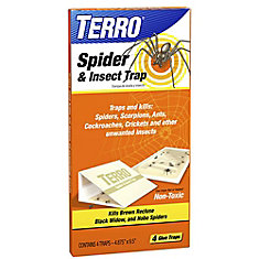 Spider & Insect Trap (4-Pack)