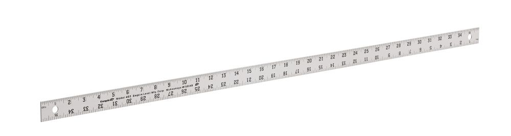 36 in. Aluminum Straight Edge
