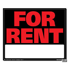 19 X 24 Jumbo Sign - For Rent