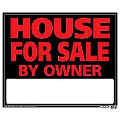 Hillman 19 X 24 Jumbo Sign House For Sale