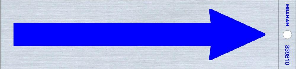 Hillman 2x8 Sign - Arrow