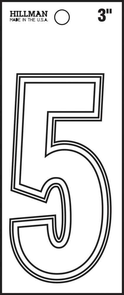 3 BLANC VINYL 5