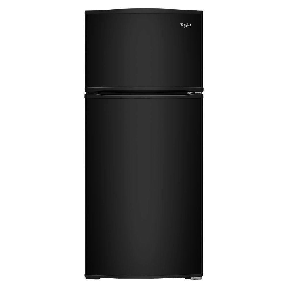 Réfrigérateur à congélateur supérieur de 16 pi cu - WRT316SFDB