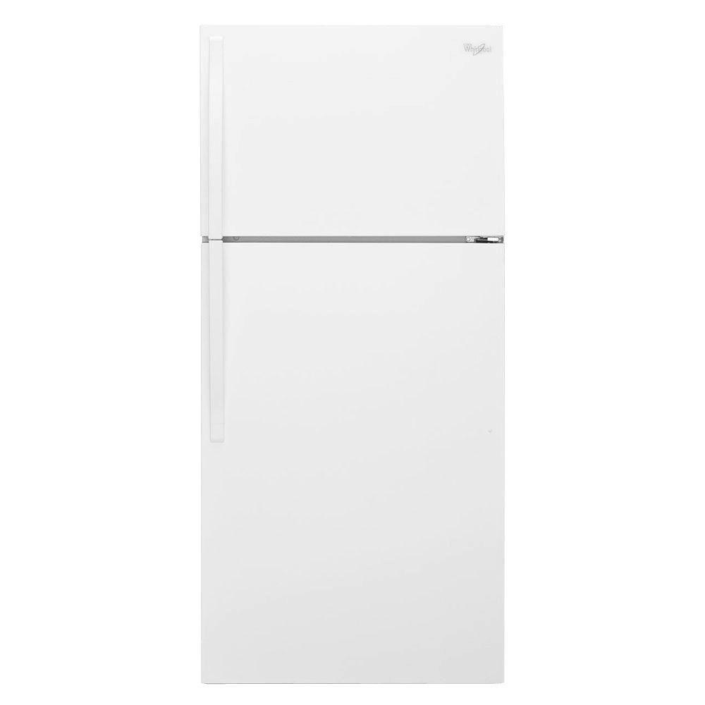 Réfrigérateur à congélateur supérieur de 14 pi cu - WRT134TFDW