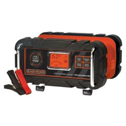 BLACK+DECKER 15A battery charger