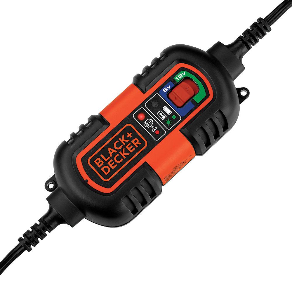 6V / 12V batterie mainteneur