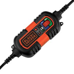 BLACK+DECKER 6V / 12V batterie mainteneur