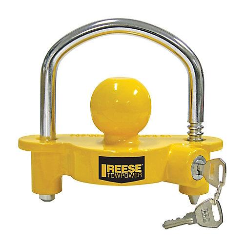 Towpower Coupler Lock