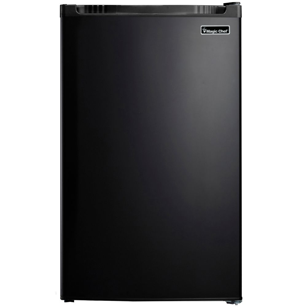 4.4 cu. ft. Mini Refrigerator in Black (Energy Star<sup>®</sup>)