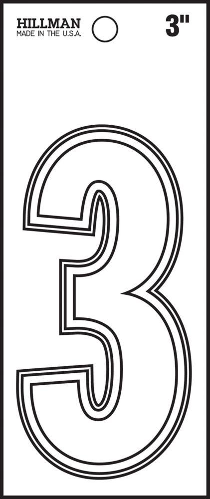 3 BLANC VINYL 3