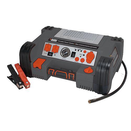 BLACK+DECKER Portable Power Station