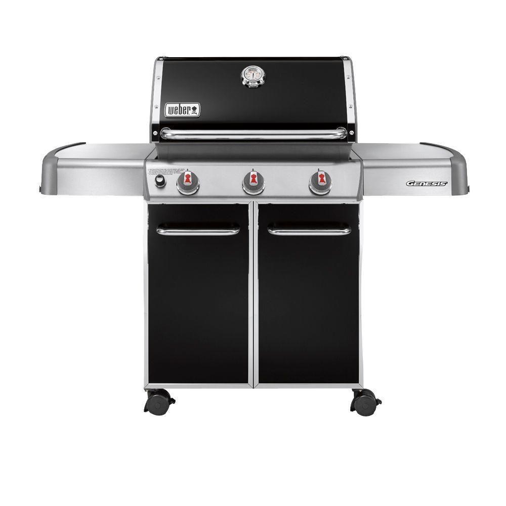 Barbecue au gaz Genesis E-310 (propane liquide)