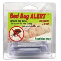 Bird-X Inc. Bedbug Alert Monitor - 2pk