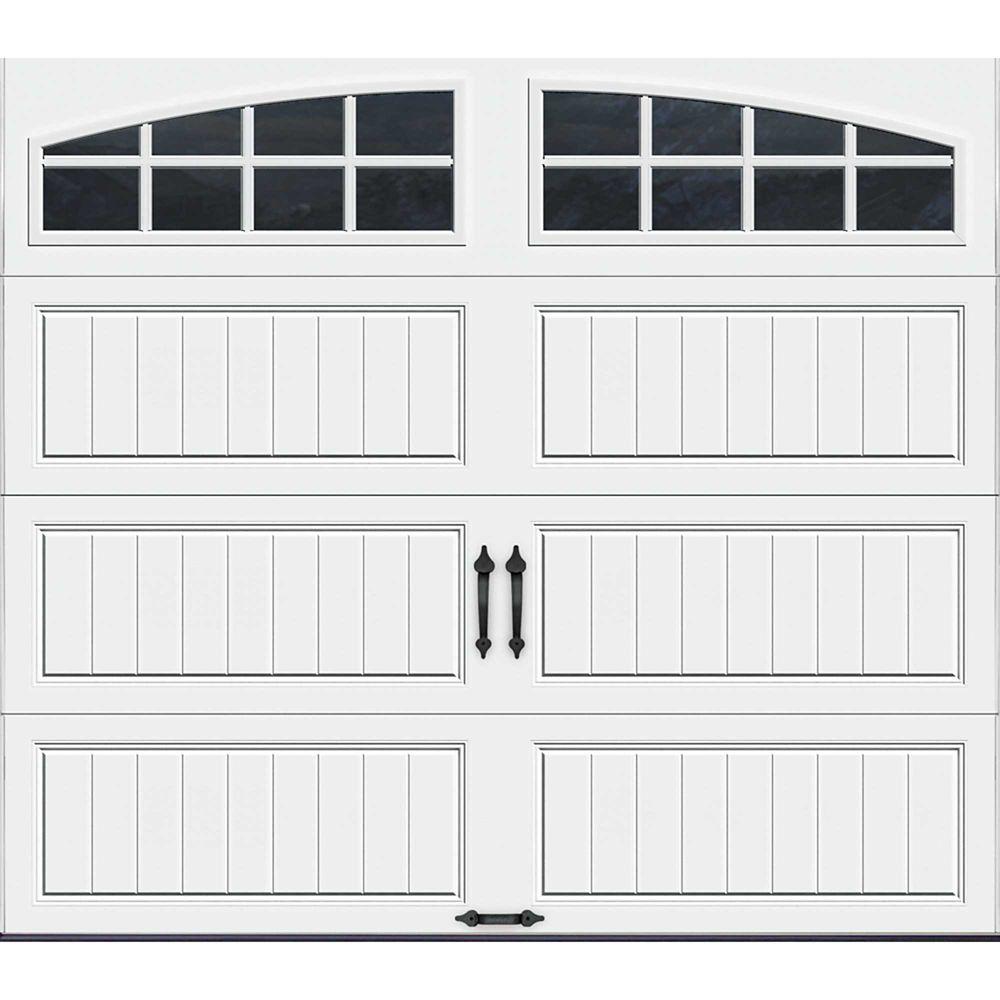 Porte de garage Collection Gallery 8pi x 7pi Valeur R 18.4 isolée en ployuréthane Intellicore B...