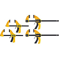 4 PACK TRIGGER CLAMPS