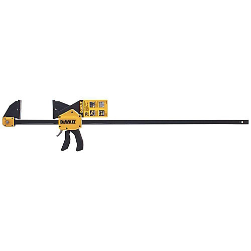 36-inch 600 lb. Trigger Clamp w/3.75-inch Throat Depth