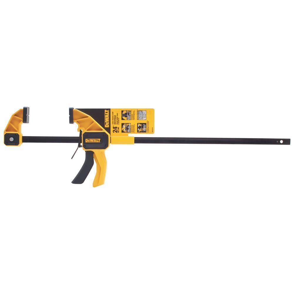 DEWALT 24-Inch. Large Trigger Clamp