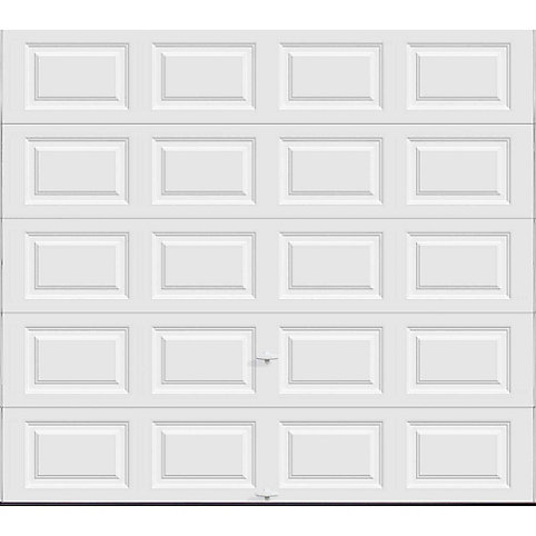 Clopay Premium Series 9 Ft X 8 Ft 184 R Value Intellicore