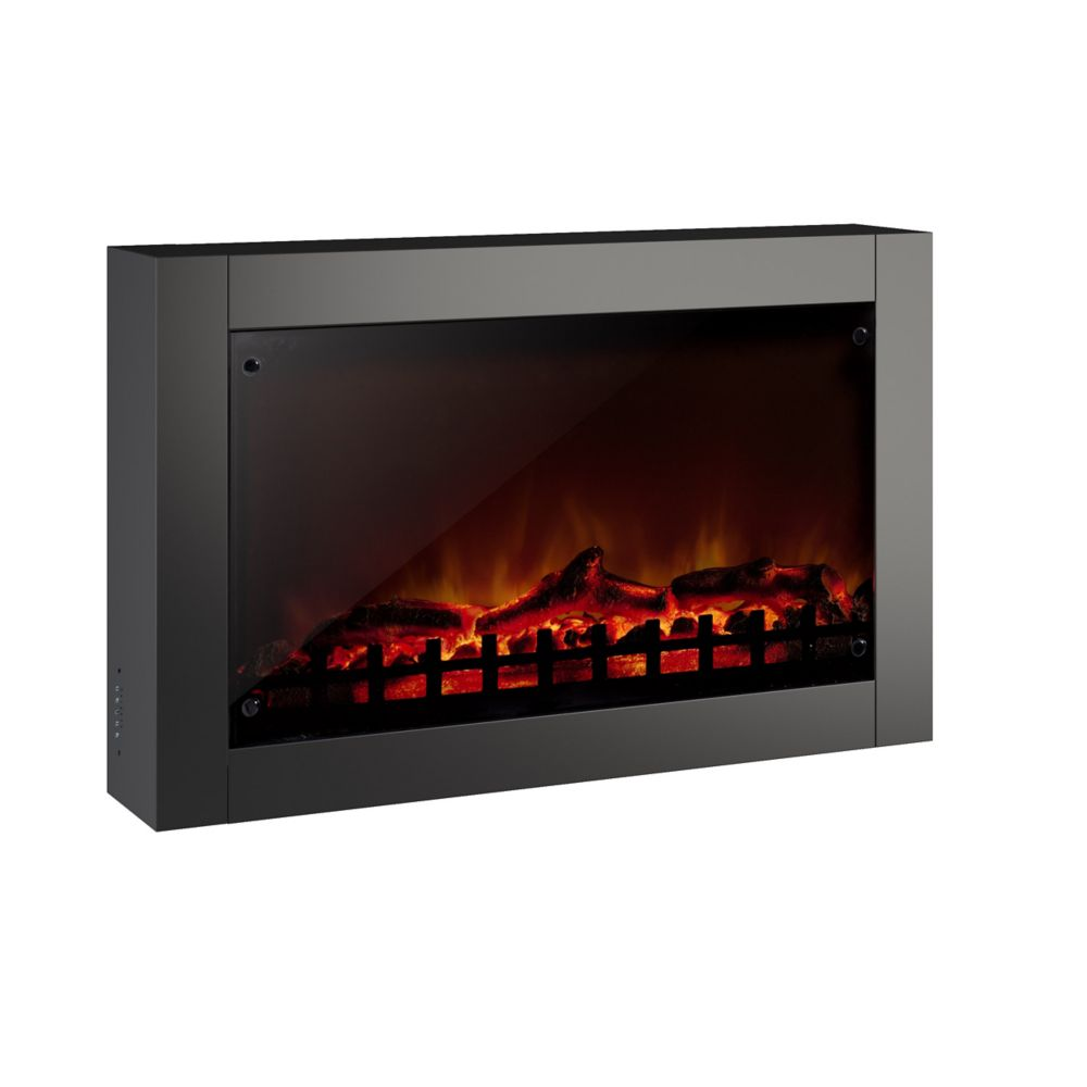 FPE-203-F Wall Mounted Electric Fireplace