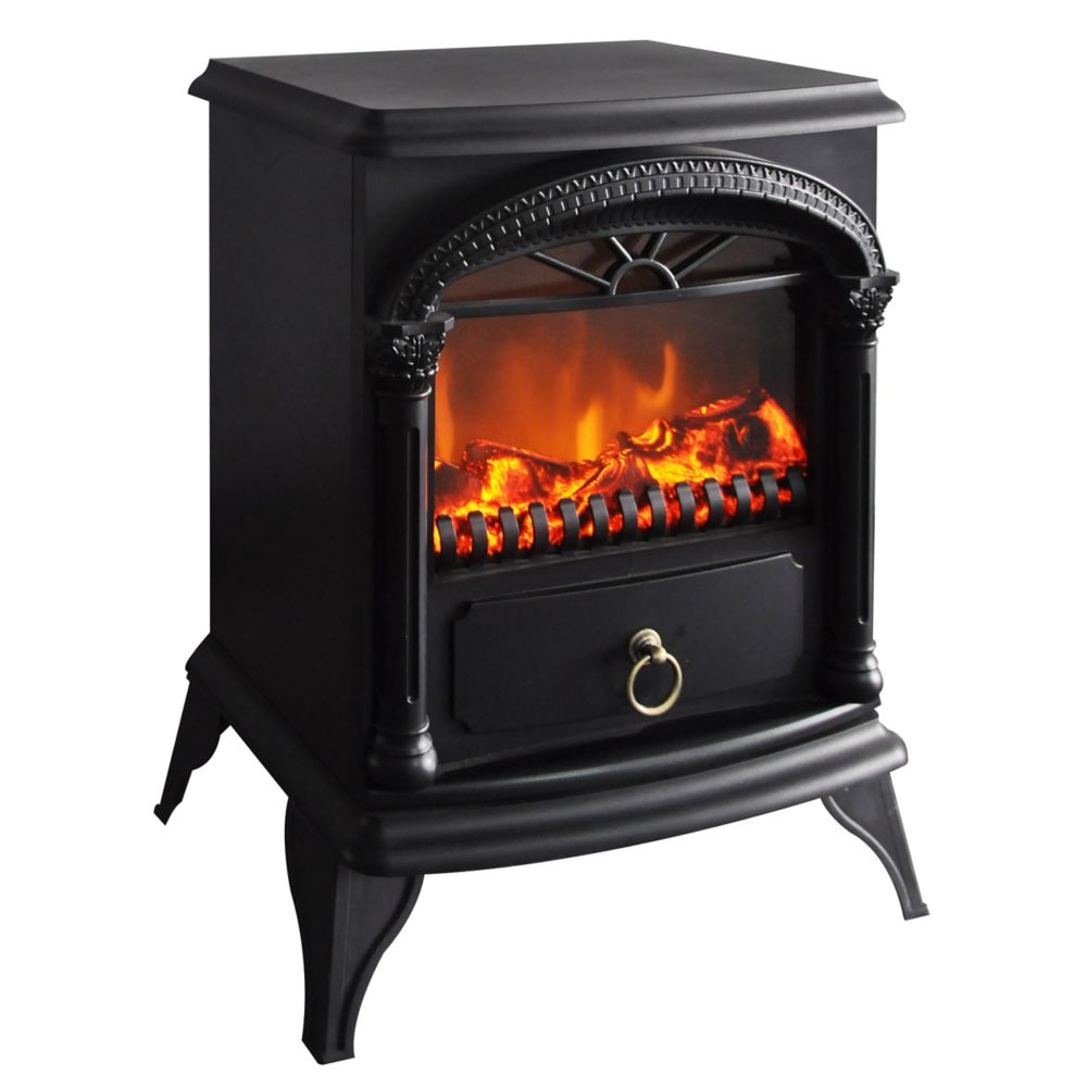FPE-302-F Free Standing Electric Fireplace