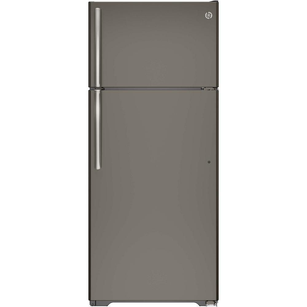 17.5 cu. ft. Frost-Free Top Freezer Refrigerator in Slate - ENERGY STAR®