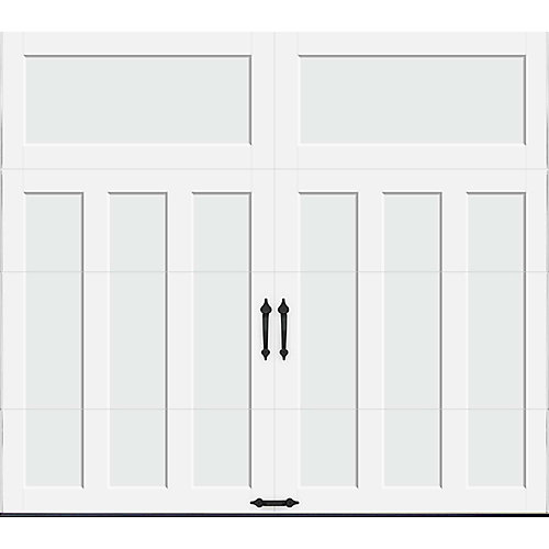 Clopay Coachman Collection 8 Ft X 7 Ft 184 R Value Intellicore