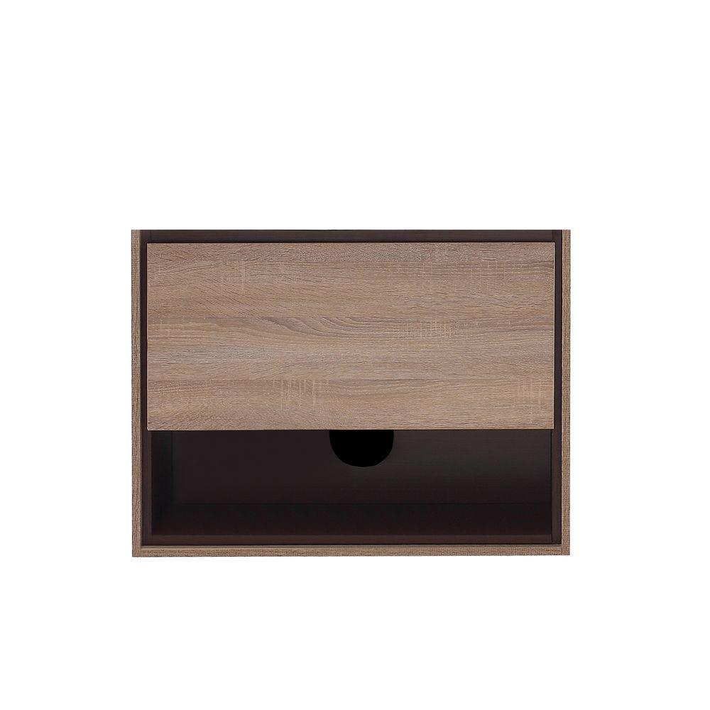 Sonoma 31-Inch  Vanity Cabinet in Restored Khaki