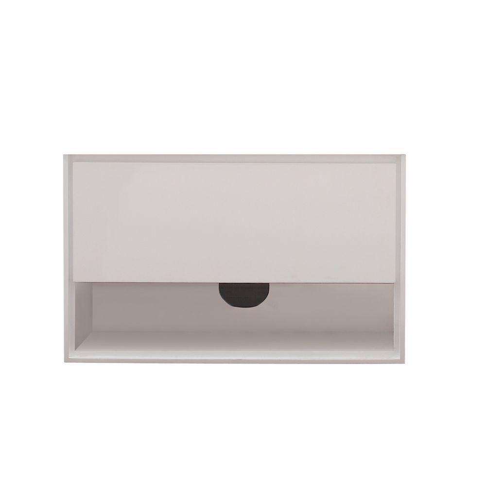 Sonoma 39-Inch  Vanity Cabinet in White