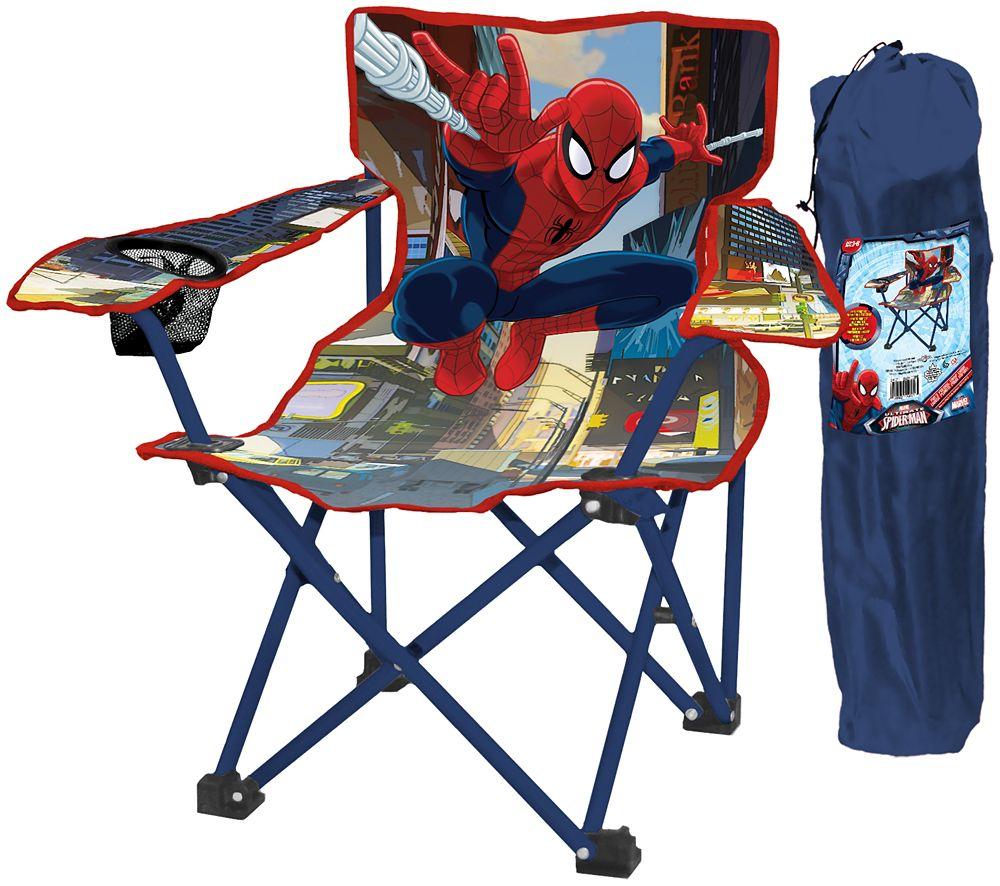 Kids Camp Chair Spiderman 24071 Canada Discount