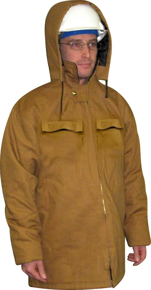 Insulated Parka Large