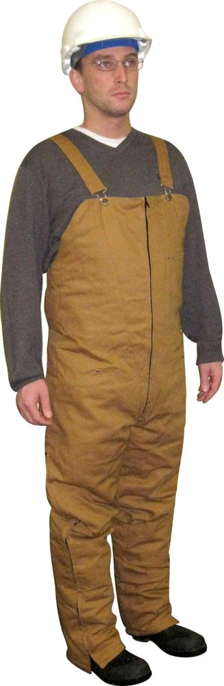 Insulated Bib Overall Large