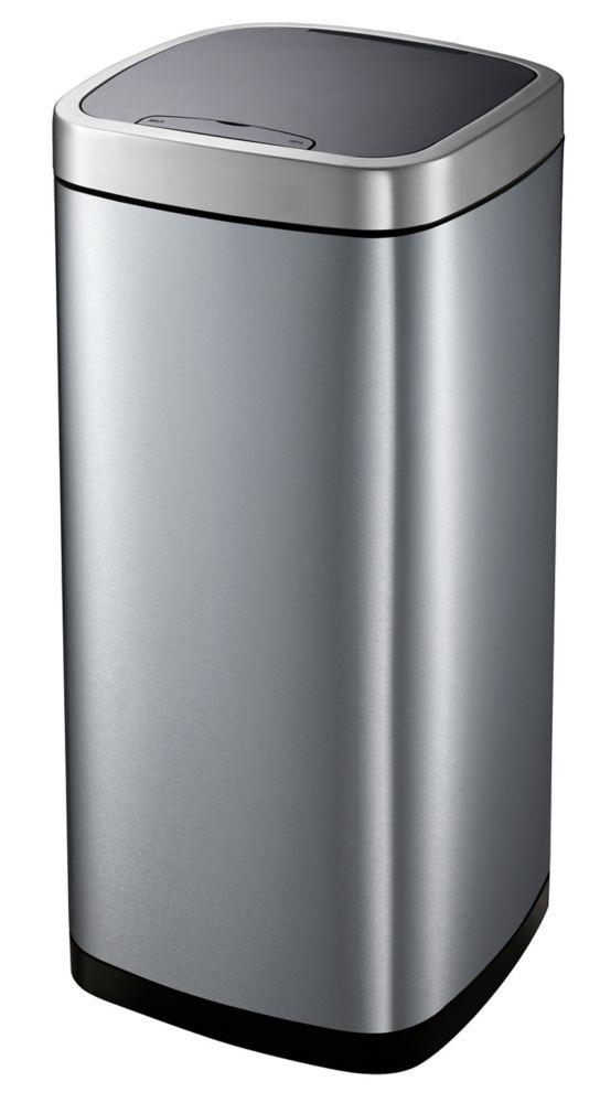 Capteur de mouvement poubelle-80 Litre