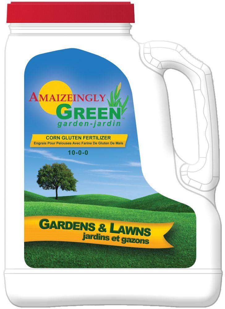 Amaizeingly Green Garden