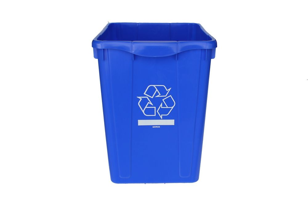 garbage cans bins the home depot canada. Black Bedroom Furniture Sets. Home Design Ideas