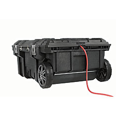 35-inch Mobile Work Cart and Tool Box