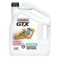 Castrol GTX 5w30 5L Conventional Engine Oil