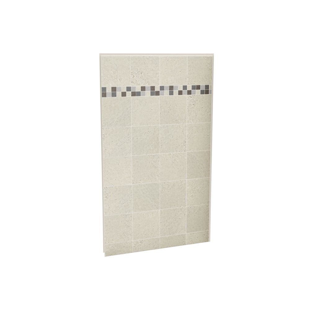 Utile Back Wall 48 In. Stone Sahara 103411-302-503-000 Canada Discount