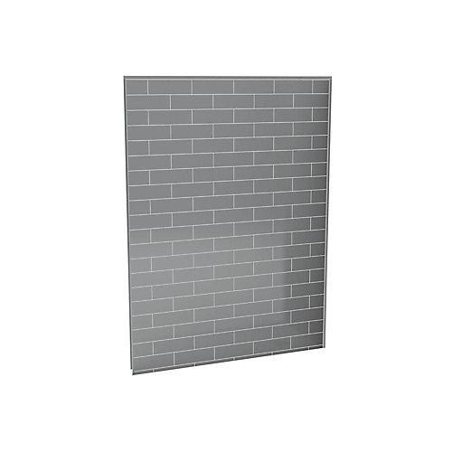 Utile 60-Inch  Back Wall in Metro Ash Grey