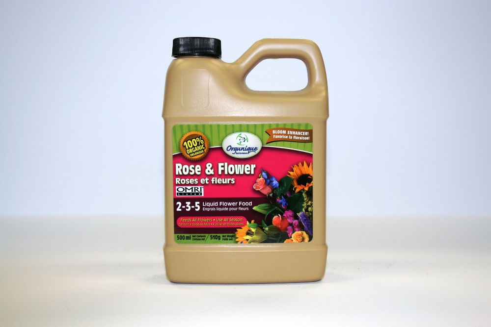Rose and Flower Liquid Fertilizer 2-3-5