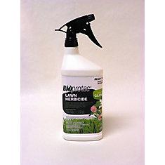 Lawn Herbicide Clover Control