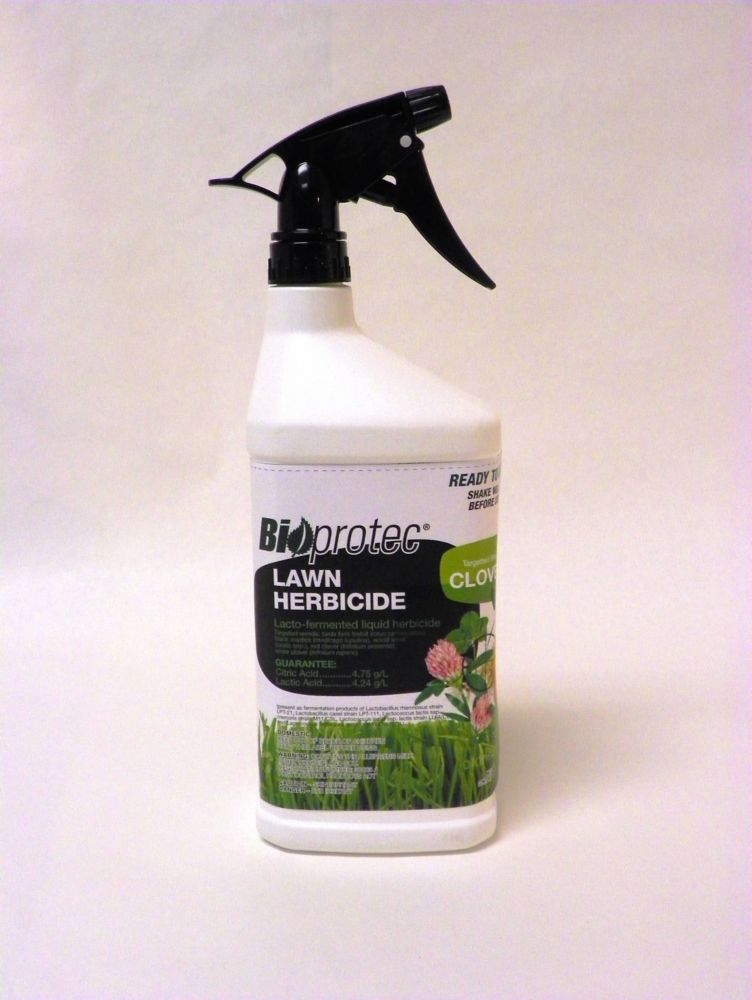 Bioprotec Lawn Herbicide Clover Control