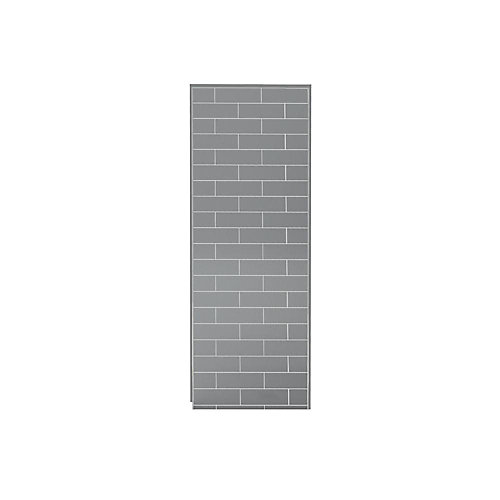 Utile Side Wall 32 In. Metro Ash Grey