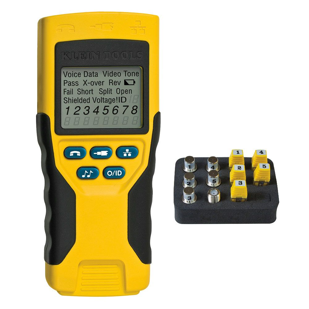 VDV Scout<sup>®</sup> PRO2 Tester Kit