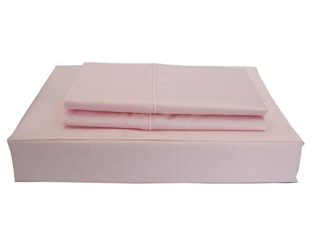 230TC Maxwell Sheet Set, Pink, Queen