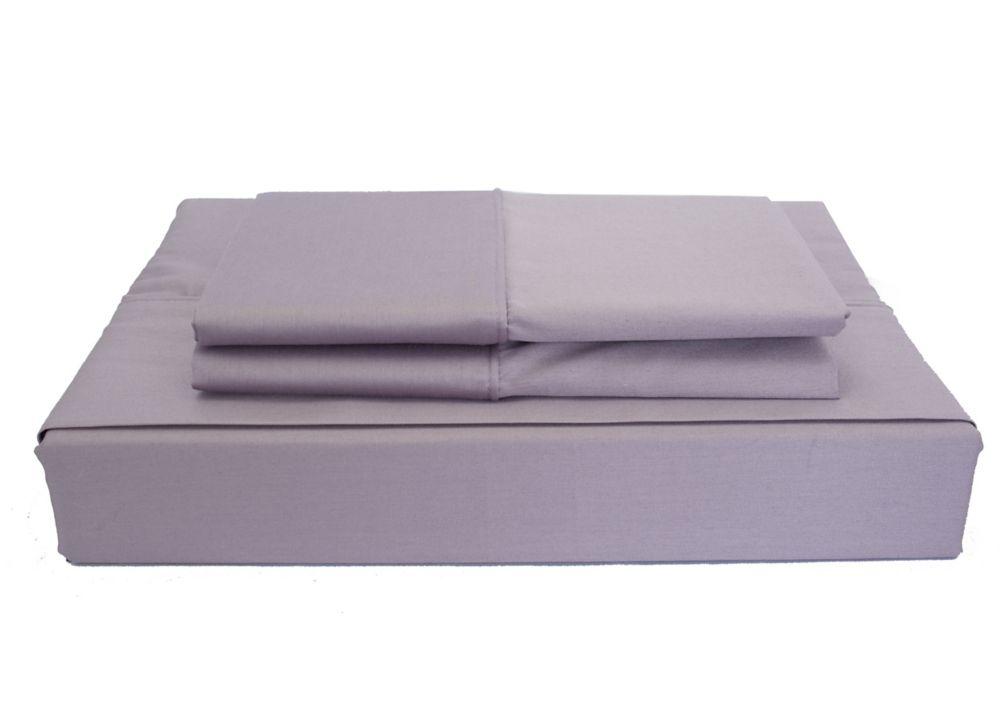 230TC Maxwell Sheet Set, Purple, Twin LSP-001SSPUT in Canada