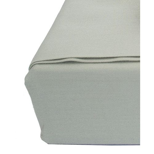 Maholi 230TC Maxwell Sheet Set, Sky Blue, Double